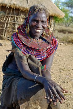 Pokot village and the Pokot people   Flickr - Photo Sharing!