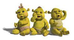 these are bobbys HIDEOUS ogar childeren Shrek Character, Character Drawing, Disney Characters Costumes, Movie Characters, Disney Halloween, Baby Cartoon, Cute Cartoon, Fiona Y Shrek, Pixar