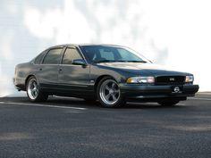 '96 Impala SS