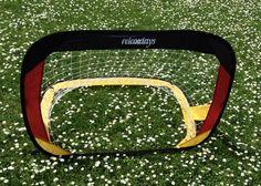 Relaxdays - Fußballtor Pop Up Tor