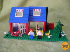 For the love of Lego!