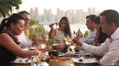 Best Timelapse Sunset Video - Fairmont The Palm, Dubai