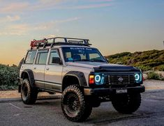 Nissan 4x4, Nissan Trucks, Toyota Trucks, 4x4 Trucks, Nissan Patrol Y61, Patrol Gr, Expedition Vehicle, Best Luxury Cars, Sedans