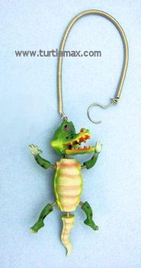 Fun Springy Alligator
