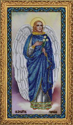 Икона Святого Архангела Гавриила Р-180