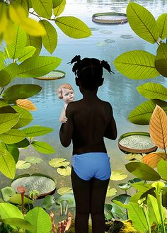 Ruud Van Empel | Escape Into Life