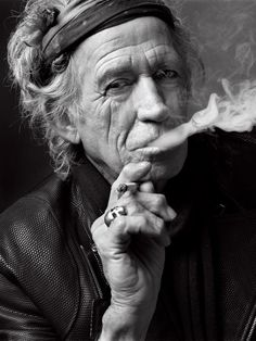 ill-mannered: Mark Seliger Keith Richards. New York (2011)