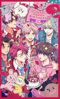 Read ~Jin Fanarts~ from the story ~JINXBTS Fanarts~ ~BTS Fanarts~ by kukifmj_bts (𝙱𝚃𝚂𝙵𝙸𝙲𝚃𝙸𝙾𝙽) with reads. Bts Chibi, Anime Chibi, Anime Art, Fanart Bts, Bts Drawings, Bts Lockscreen, Bts Fans, Foto Bts, Bts Pictures