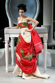 John Galliano, Japonese style