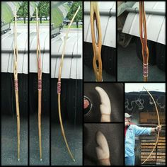 Primitive Archer Bow of the Year Entry from Gun Doc Archery Gear, Archery Bows, Traditional Bow, Traditional Archery, English Longbow, Bow Wood, Best Bow, High Tech Gadgets, Bow Arrows