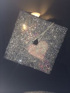 DIY Graduation Cap Decorating Idea! I absolutely loved my graduation cap, and had so much fun decorating it! #UofAkronAlumni #Theatre/Film/DanceDegree