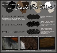 Another fur tutorial.
