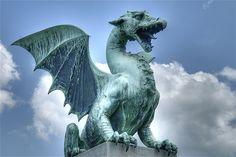 Slovenian statue