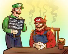 Lego Super Mario, Super Mario Art, Super Mario World, Mario Bros., Super Mario And Luigi, Super Smash Bros Memes, Nintendo Super Smash Bros, Nintendo Game, Nintendo Characters