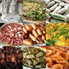 ethnic cuisines