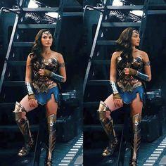 Gal Gadot, The Scenes of Justice League Wonder Woman Art, Wonder Woman Comic, Gal Gadot Wonder Woman, Wonder Women, Marvel Dc, Gal Gardot, Justice League Wonder Woman, Dc Heroes, Actors & Actresses