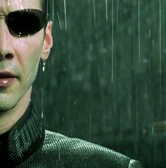 matrix neo gif | Neo in the movie The Matrix is just so cool,,,