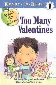 Too Many Valentines (Ready-to-Read. Level 1)