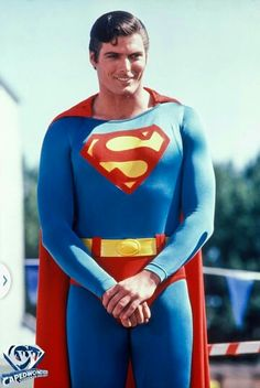 Christopher Reeve in Superman II. The legend is still alive. Thank you Jim Bowers for bringing us Caped Wonder.