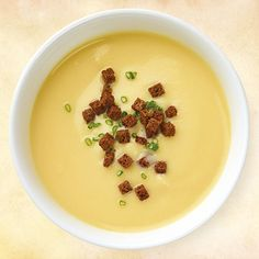 "Cauli ""Cream"" Leek Soup - Wegmans"