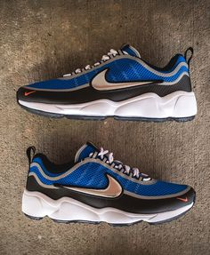 Nike Air Zoom Spiridon Ultra: Two Colorway Drops for April 2017 - EU Kicks: Sneaker Magazine