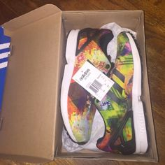 Adidas ZX Flux Vnds Size 7Y Adidas Shoes Sneakers