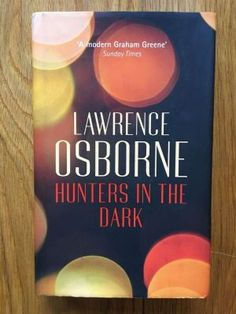 Hunters in the Dark - Osborne, Lawrence