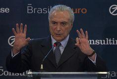 Brasil: primer pedido de juicio político contra el presidente Temer Movie Posters, Movies, Presidents, Brazil, Report Cards, Films, Film Poster, Cinema, Movie
