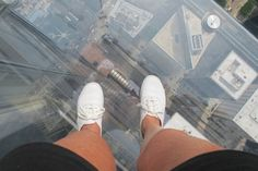 6 Skywalks you shouldn't miss: Skydeck Chicago at the Willis Tower (Formerly the Sears Tower), This is a lot of fun. Places To Travel, Places To See, Chicago Things To Do, Best Travel Deals, Group Travel, I Want To Travel, Travel Articles, Live In The Now, Great Lakes