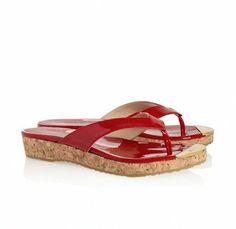 2a5135efdf7 Flip flops by Jimmy Choo.  JimmyChooHeels Flip Flop Sandals