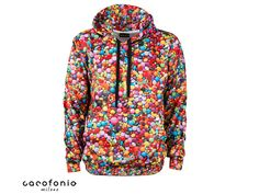 hoodies for women Yummy colorful candy clothing all sizes gift for women unisex street wear long gym Cacofonia hoodie for teens hoodie women