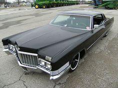 Cadillac : DeVille sick 1970!