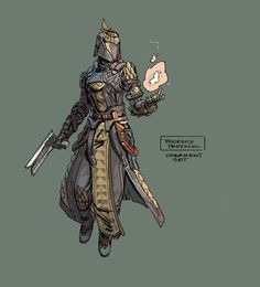 """""""what if: exotic armor pieces had whole set ornament unlocks similar to catalyst quests, so you could actually have matching armor see also: I really miss Bindcaster set from (and all sets)"""" Destiny Fallen, Destiny Book, Love Destiny, Destiny Game, Fantasy Character Design, Character Design Inspiration, Character Concept, Character Art, Character Outfits"""