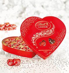 #Chocolate #ValentinesDay #Lindor #Heart #IdeeRegalo per la #FestadegliInnamorati From Glob-Arts