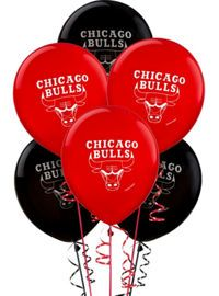 Chicago Bulls Party Supplies - Party City