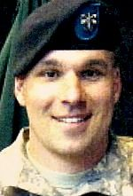 Army SSG Timothy R. McGill, 30, of Ramsey, New Jersey. Died September 21, 2013, serving during Operation Enduring Freedom. Assigned to 2nd Battalion, 19th Special Forces Group, Rhode Island Army National Guard, Middletown, Rhode Island. Died at Forward Operating Base Shank, Afghanistan, of wounds sustained when an Afghan wearing a security forces uniform turned his weapon on U.S. troops conducting range training in Gardez, Paktia Province, Afghanistan.
