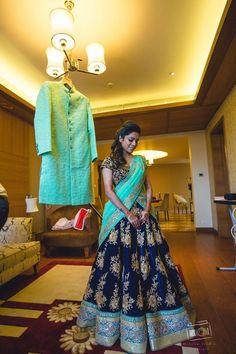Delightful sari! What do you think? Photo by Minchu Studio Artography By Sujay & Shreyanka, Bangalore #weddingnet #wedding #india #indian #indianwedding #weddingdresses #mehendi #ceremony #realwedding #lehenga #lehengacholi #choli #lehengawedding #lehengasaree #saree #bridalsaree #weddingsaree #indianweddingoutfits #outfits #backdrops  #bridesmaids #prewedding #photoshoot #photoset #details #sweet #cute #gorgeous #fabulous #jewels #rings #tikka #earrings #sets #lehnga