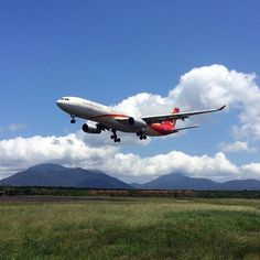 Happy 2nd Anniversary flying Hong Kong <> Cairns @hkairlines