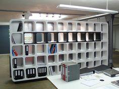 MovisiPLAYModular Bookcase, Design by Antoine Phelouzat