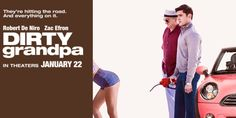 Image result for dirty grandpa movie