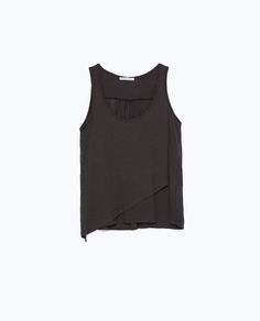 Image 6 of TANK TOP from Zara
