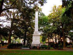 Savannah's Best Historic Squares : Savannah : Travel Channel