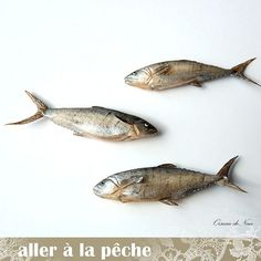 Polymer clay fish
