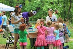 Nature Play Days Blue Jay Point County Park Raleigh, NC #Kids #Events