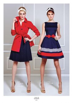 Classy preppy! Eclectic Style, Ss 15, Preppy, Dresses For Work, Classy, Romantic, How To Wear, Clothes, Beauty