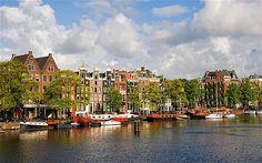 The world's best city marathons - Amsterdam
