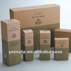 fancy eco-friendly logo customize cosmetic packaging, glass bottles cosmetic packaging manufacture
