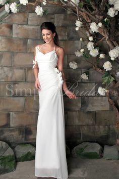 $161.99 w/o shipping, $201.99 w/ shipping ~ Name: Alyssa Gown.  SKU#: 80227.  Silhouette: Sheath.  Neckline: Sweetheart.  Train: No Train.  Fabric: Chiffon.  Back Closure: Back Zipper.