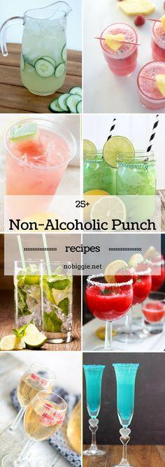 25+ Non-Alcoholic Pu
