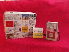 Kodak Hawkeye FunFlash Film Camera by TroutsAntiques on Etsy, $25.00